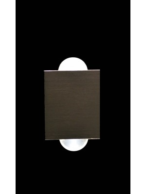 LED Indoor/Outdoor Wall Light 'Damia' Single