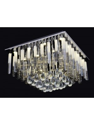 LED Diamond Full Lead Crystal Ceiling Light 'Catalina'