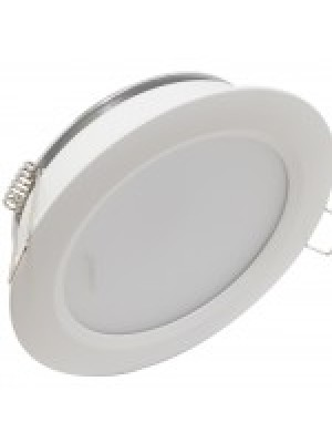 LED Down Light Martec 'Ohara' Tradetec Ultra 13w 3000K Recessed White Dimmable