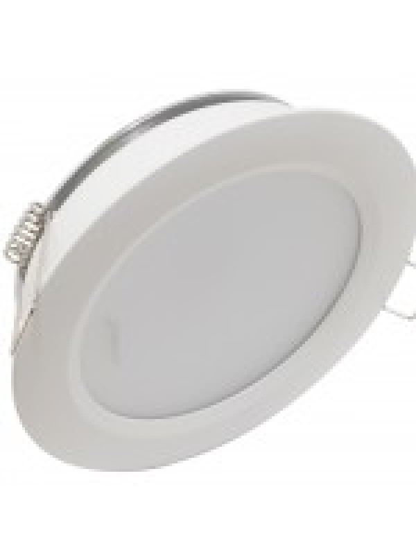 LED Down Light Martec 'Ola' Tradetec Ultra 13w 4000K Recessed White Dimmable