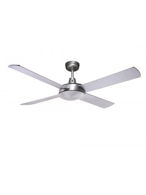 Martec Lifestyle Brushed Aluminium - Fan Only 'Oak'