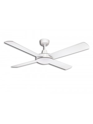 Martec Lifestyle White - Fan Only 'Oana'